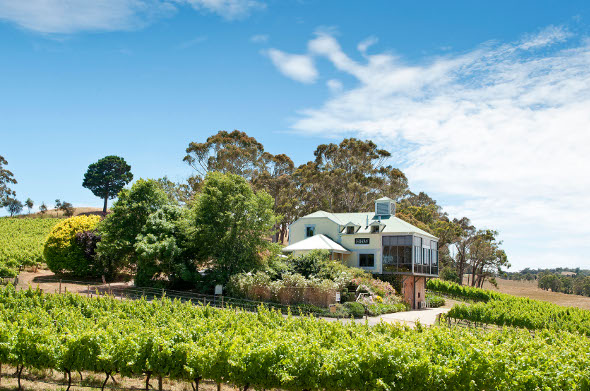 Hahndorf Hill Winery 漢多夫山酒莊