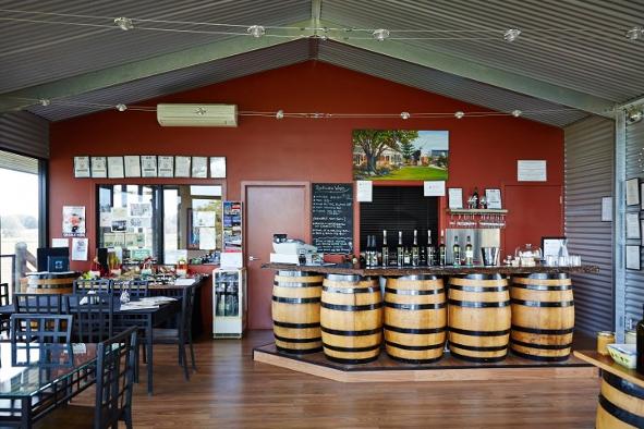 Rusticana Wines 路史地卡那酒莊