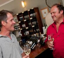 Andy Browning  and David