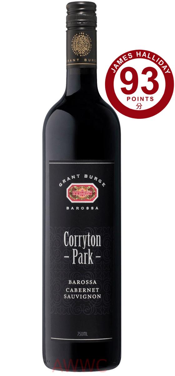 格蘭特伯爵Corryton Park 赤霞珠2012