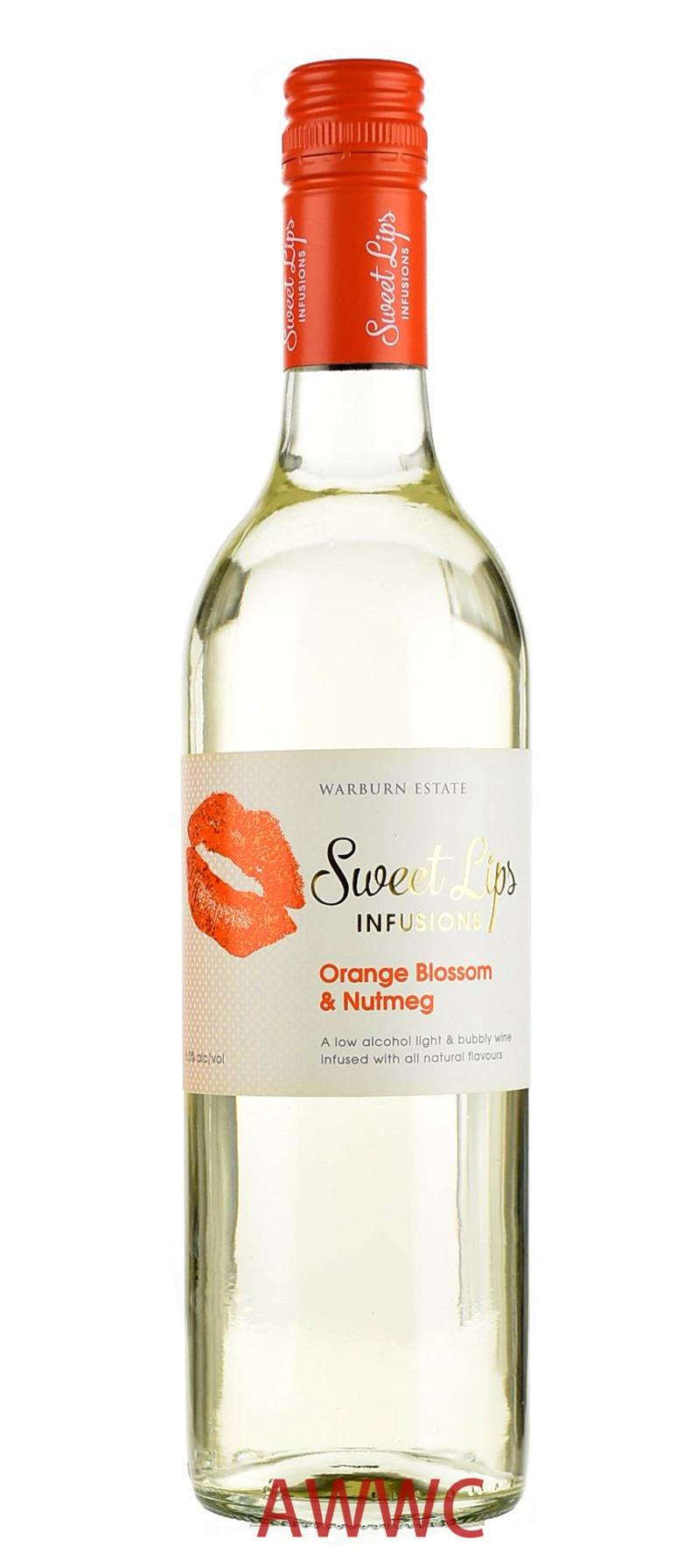甜蜜之唇Infusions Orange Blossom  Nutmeg   NV