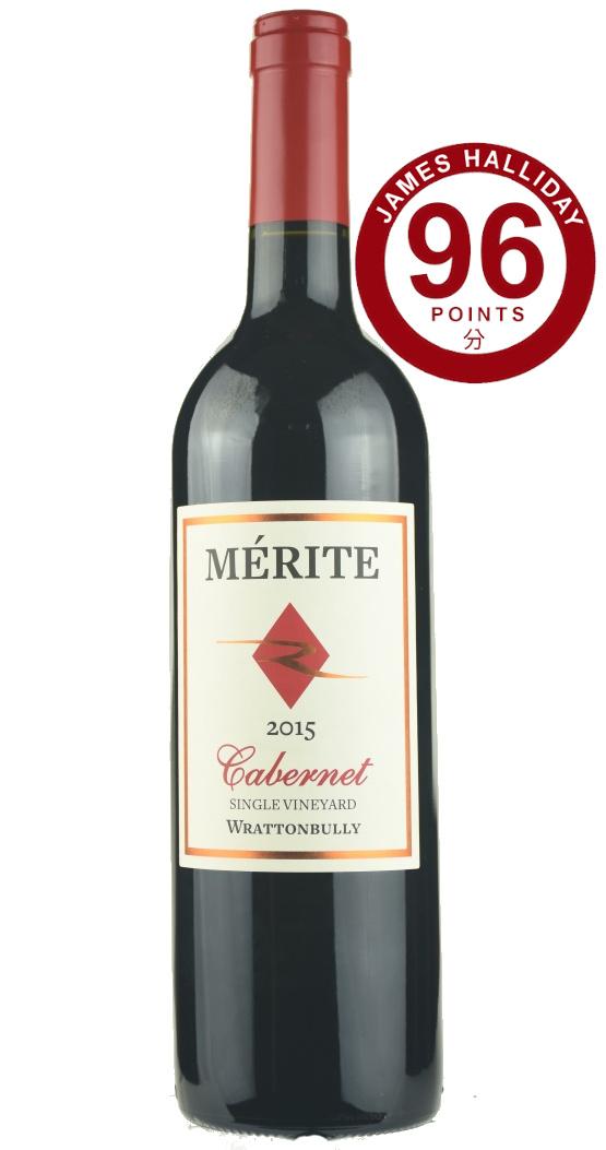 Merite Single Vineyard Wrattonbully Cabernet 2015