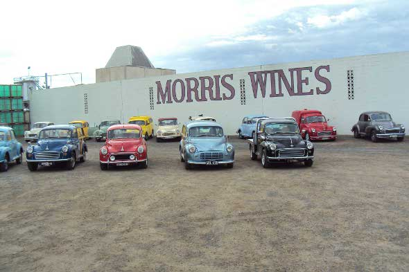 Morris Wines 莫利斯酒莊